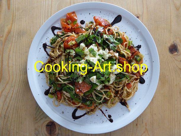 Kamutspaghetti auf Pasta